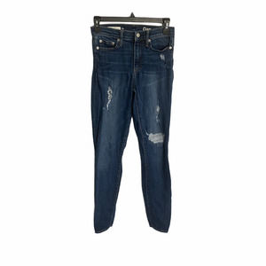Gap Resolution True Skinny High Rise Jeans Size 25